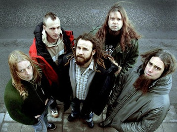 In Flames artist photo