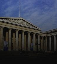 The British Museum artist photo