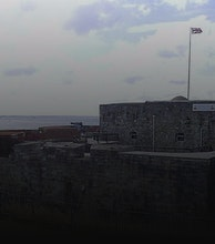 Southsea Castle artist photo