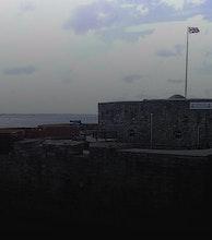 Southsea Castle artist photo