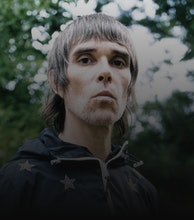 Ian Brown artist photo