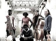 Seckou Keita Quintet artist photo