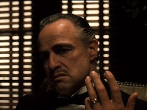 Film promo picture: The Godfather
