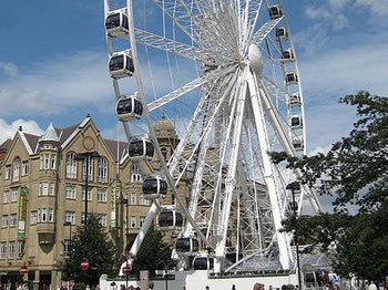 Wheel Of Sheffield venue photo