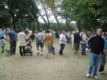 Mirfield Showground venue photo