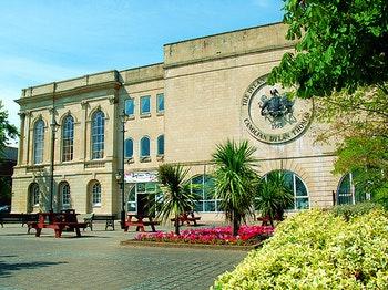 Dylan Thomas Centre venue photo