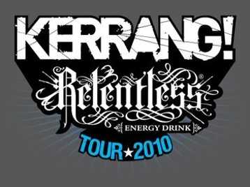 Kerrang! Relentless Tour 2010: All Time Low + The Blackout + Young Guns + My Passion picture