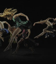 Mark Morris Dance Group artist photo