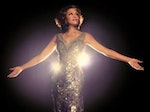 Whitney Houston artist photo
