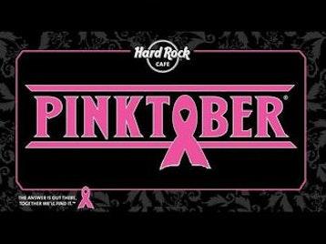 Hard Rock's PINKTOBER™ Presents: Women Of Rock: Melanie C + Joss Stone + Bananarama + Jamelia + Bonnie Tyler + Escala + Sharon Corr + Tulisa (N-Dubz) picture