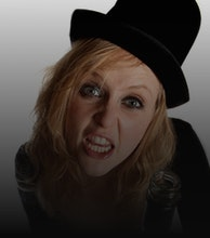 Pippa Evans artist photo