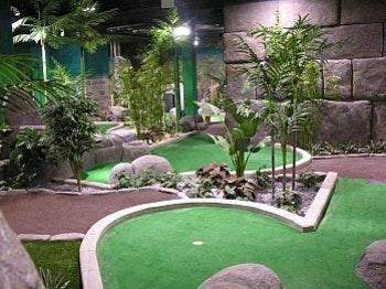 Jungle Rumble Adventure Golf venue photo