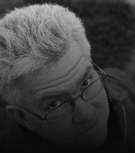 Ian McMillan artist photo