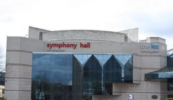Symphony Hall Events