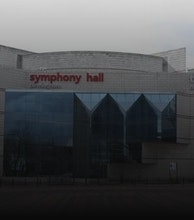 Symphony Hall artist photo