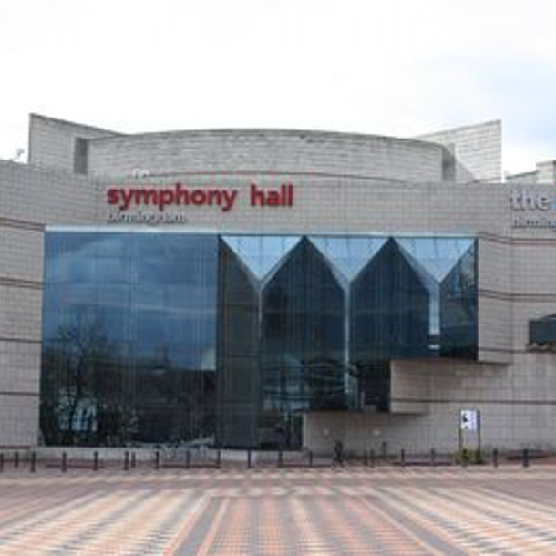 Symphony Hall Events