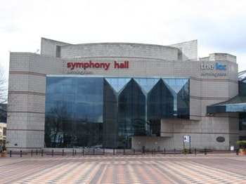 Symphony Hall venue photo