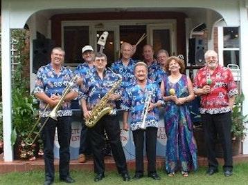 The Pete Weston Jazz Band artist photo