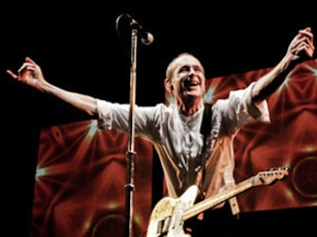 Francis Rossi artist photo