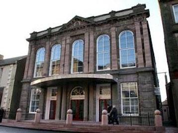 Webster Theatre venue photo