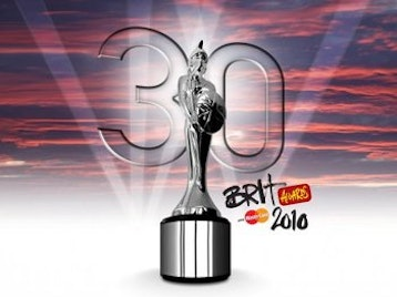 The BRIT Awards 2010: Peter Kay + Kasabian + Lady Gaga + JLS + Dizzee Rascal + Florence and The Machine picture