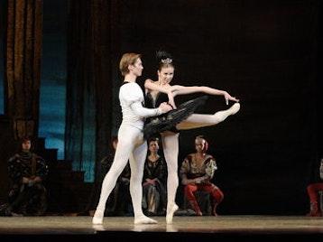 Rudolf Nureyev Russian State Ballet Academy artist photo
