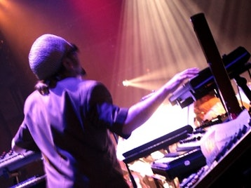Jerry Dammers Spatial AKA Orchestra artist photo