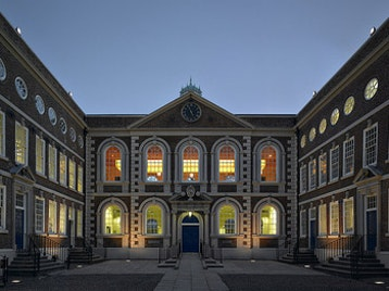 The Bluecoat picture