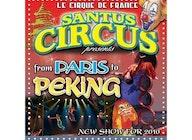 Santus Circus artist photo