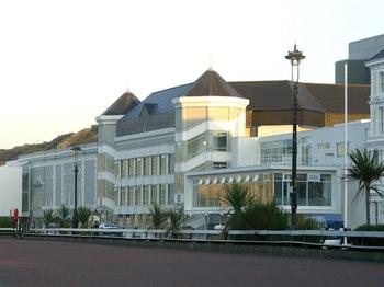 Venue Cymru venue photo