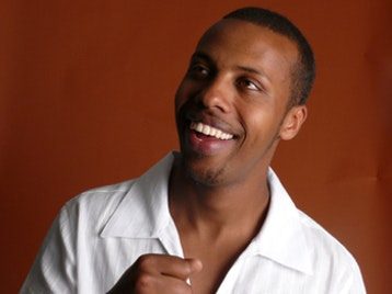 Prince Abdi artist photo