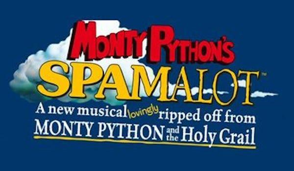 Spamalot Tour Dates