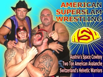 American Superslam Wrestling artist photo