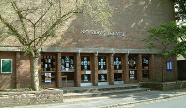 Redgrave Theatre Events