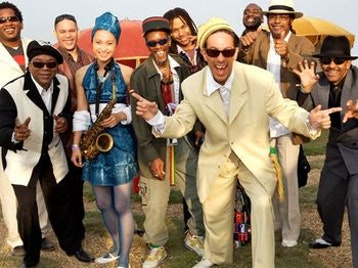 Ska Cubano artist photo