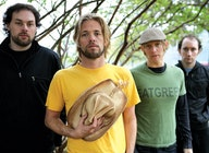 Taylor Hawkins and The Coattail Riders artist photo
