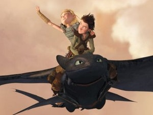 Film promo picture: How To Train Your Dragon