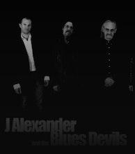 J Alexander & The Blues Devils (Formerly Snatch It Back) artist photo