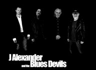 J Alexander & The Blues Devils (Formerly Snatch It Back) artist photo