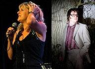 Claire Martin & Gareth Williams Trio artist photo