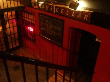Henry's Cellar Bar venue photo