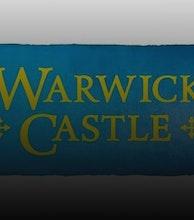Warwick Castle artist photo