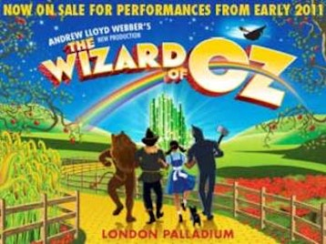 The Wizard Of Oz: Des O'Connor, Sophie Evans picture