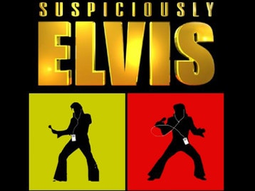 Suspiciously Elvis + Dave Mumbles picture