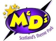 M&D's Scotland's Theme Park artist photo