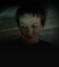Laurie Anderson artist photo