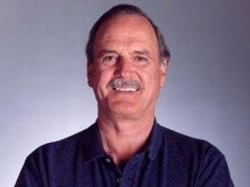 John Cleese artist photo