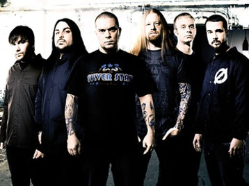 Chimaira + Dyscarnate picture
