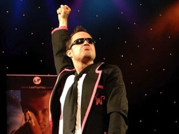 He's The One (Lee Pashley As Robbie Williams) picture