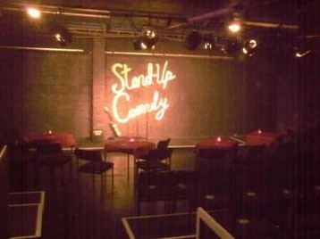 Bracknell Drama Club venue photo